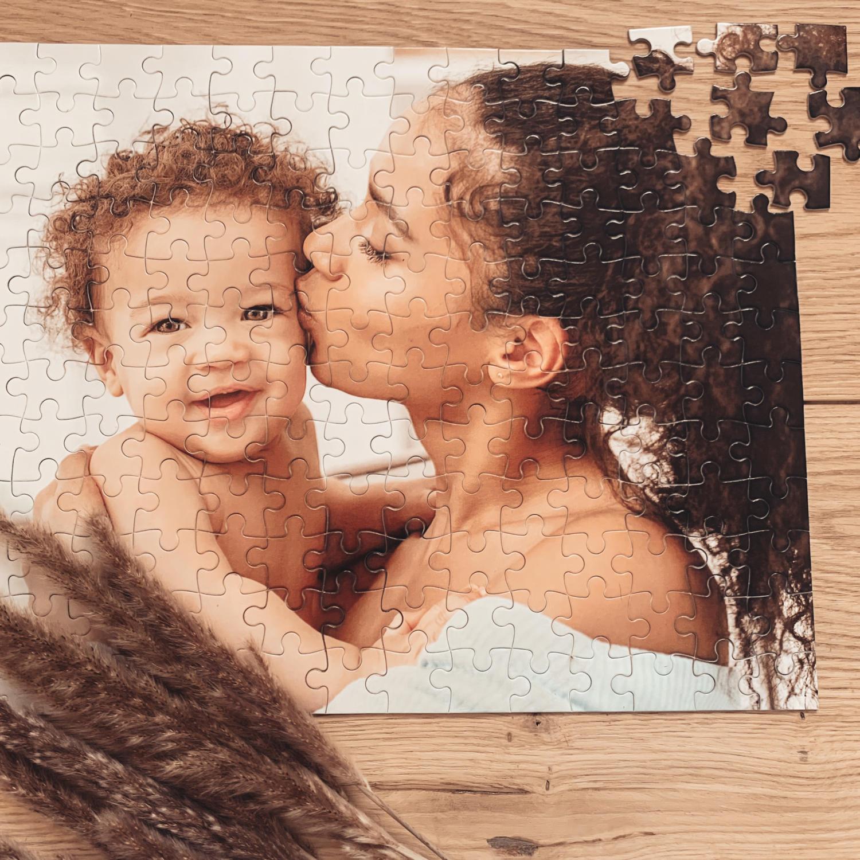 Fotopuzzle 1500x1500 - Wohnen & Leben