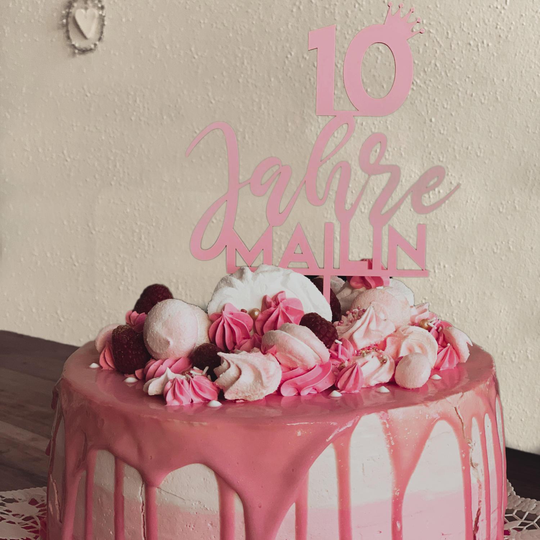 cake topper 1500x1500 - Geburtstag